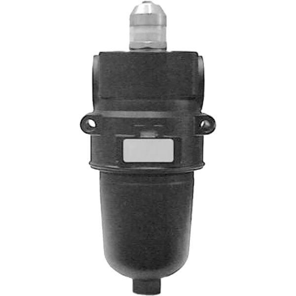 Csővezetékbe építhető nyomóági szűrő p max 210 bar Q max (lásd katalógus)