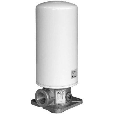 Visszafolyóági szűrő Tartály tetejére vagy csővezetékbe is építhető p max 7 bar Q max (lásd katalógus