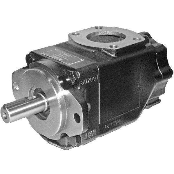 Fix folyadékszállítású csúszólapátos szivattyú 1, 2 vagy 3 tagos iker szivattyúként is rendelhető FV7B: 5.8 – 50 cm3 / fordulat FV7D: 44 – 137.5 cm3 / fordulat Üzemi nyomás: 230-320 bar