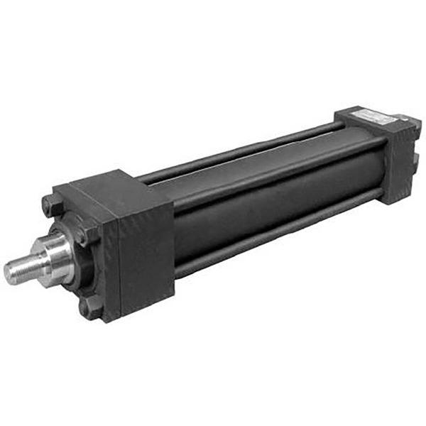 ISO 6020-2 és DIN 24554 ISO szabvány szerinti kettős működésű hidraulikus munkahenger, pálcás összehúzatású – A kompakt dizájn és a kiváló minőségű alapanyagok illetve tömítések teszik ezt a munkahengert rendkívül megbízhatóvá és az ipar minden területére ajánlottá. – A henger 14 különböző rögzítési móddal rendelhető, valamint a számtalan rendelési opció biztosítja, hogy minden a munkahengerrel szemben támasztott igénynek megfeleljen