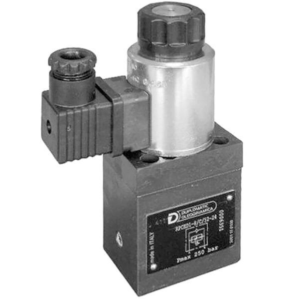 Mennyiség szabályozó szelep arányos mágnessel CETOP 03 ISO 6263-03 p max 250 bar Q max (lásd katalógus)