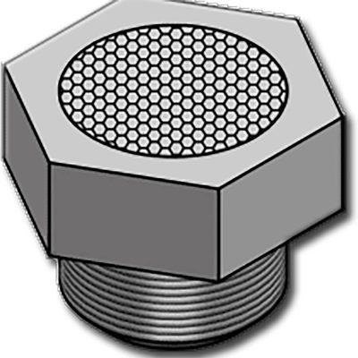 A menetes HAPSE széria egybenszuszogó és pneumatika hangtompító.