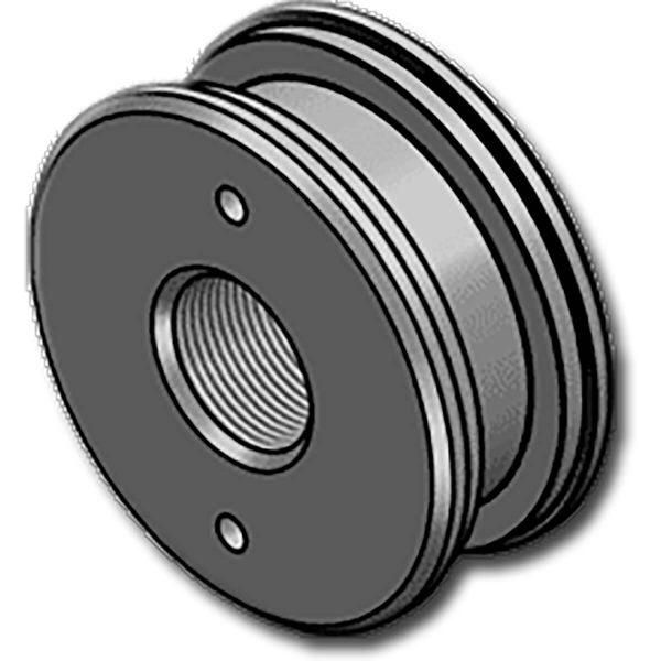 A HCBPF dugattyú széria egy félkész termékkettős működésű munkahengerekhez. Összehasonlítva a HCP szériával ez a dugattyú belső menettel rendelkezik így közvetlen tudjuk rögzíteni adugattyúrúdon. Kompakt kivitele megoldást jelenthet amunkahengerméretének csökkentésére.
