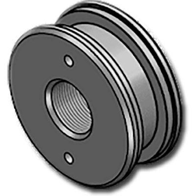 A HCPF dugattyú széria egy félkész termékkettős működésű munkahengerekhez. Összehasonlítva a HCP szériával ez a dugattyú belső menettel rendelkezik így közvetlen tudjuk rögzíteni adugattyúrúdon. Kompakt kivitele megoldást jelenthet amunkahengerméretének csökkentésére.