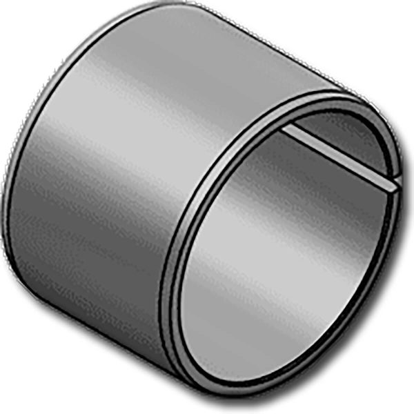A HSLBU sorozatönkenő perselye háromszoros rétegű kompozit anyagbólkészült.Fémburkolt csapágy, amely acéllemezből, szinterezett porózus bronzból áll, valamint PTFE és Pb keverék felületi réteg.Alacsony a súrlódási együtthatója, kopásgátló, korrózióálló és olaj nélkül is használható, vagy csak minimálisan van szükség olajra. Széles körben alkalmazzák különféle típusú gépekhez, például textil-gépek, dohányipari gépek, hidraulikus járművek, autók, mezőgazdasági és erdészeti gépek különböző csúszóeszközeiben, stb.