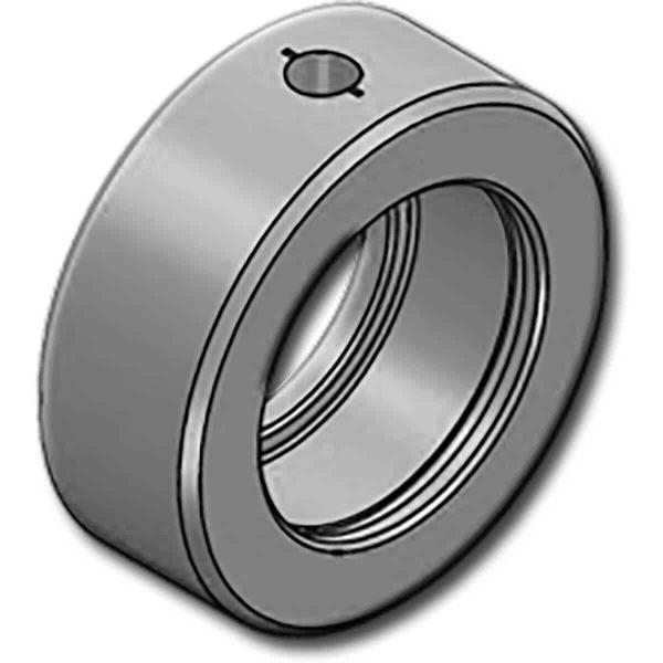 """A """"HWRE / HWREN"""" sorozatú""""GE"""" csapágy hegeszthető gyűrűje,egyszereséskettős működésű hidraulikus munkahengerekgyártására alkalmas. Fe510C, a végcsatlakozóval és / vagy akrómozott rúddalhegesztett és a GE csapágyazással kiegészítve (nem tartozék) teszi lehetővé a csapok rögzítését és sugárirányú mozgását. HHSC széria standard hengerünkben használjuk. Ez a tételkülönösen ajánlott a mobil és ipari ágazatokban."""