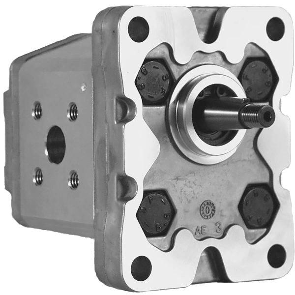 Az 1P és K1P sorozatot kifejezetten olyan felhasználásra tervezték ahol fontos az alacsony működési zaj, jó hidraulikus-, mechanikus- és folyadékszállítási teljesítmény, kis méretben. Emiatt ez a széria nagyon közkedvelt mini tápegységekben, CNC megmunkáló központokban, illetve mobil hidraulika alkalmazásokban. Folyadékszállítása 1,1 cm3 / fordulatótl egészen 8,0 cm3 / fordulatig terjed. Rendelhető: változtatható forgás iránnyal nyomáshatárolóval iker szivattyú kivitelben
