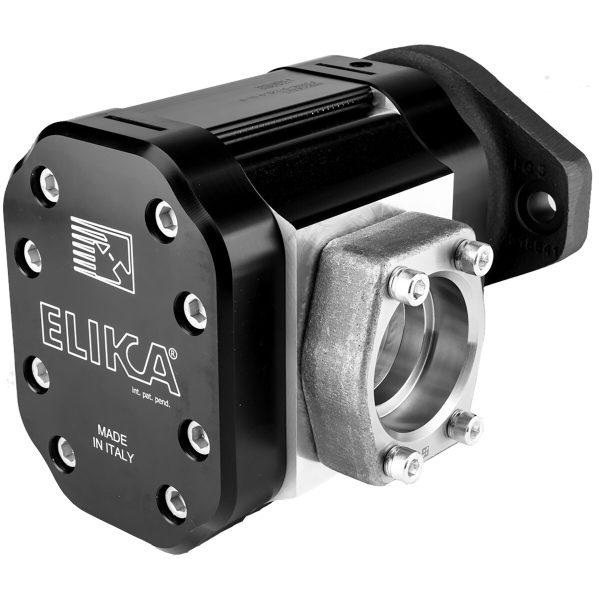 Az ELIKA széria csavarorsós szivattyú, kifejezetten csendes (átlagosan 15dBA) felhasználásokra. Felfogatása megegyezik az ALP és GHP szériával. Folyadékszállítása 7-től 200 cm3 / fordulatig terjed, míg maximális nyomása eléri a 300 bart. Kompakt, erős és nagyon csendes.
