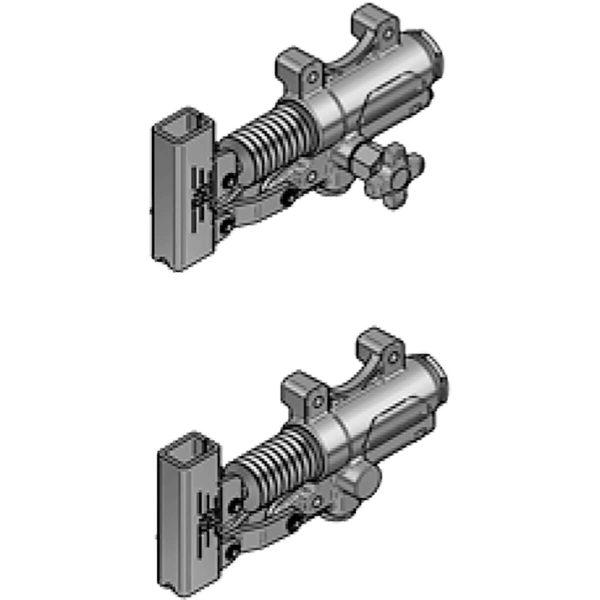 Kézi szivattyú 20 cm3 Max nyomás 350 bar Olajtartállyal nem kompatibilis