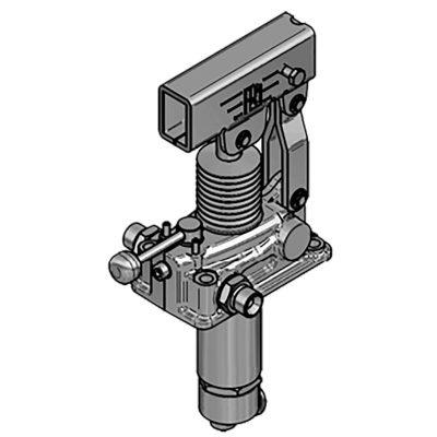 Kézi szivattyú Olajtartállyal kompatibilis 4 irányú szeleppel 3 folyadékszállítással rendelhető 12 cm3 – 380 bar 25 cm3 – 350 bar 42 cm3 – 280 bar