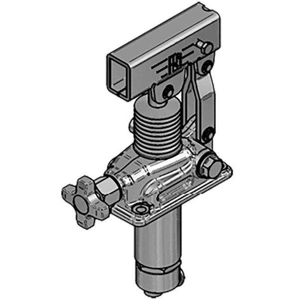 Kézi szivattyú Olajtartállyal kompatibilis Visszaeresztő szeleppel 3 folyadékszállítással rendelhető 12 cm3 – 380 bar 25 cm3 – 350 bar 42 cm3 – 280 bar