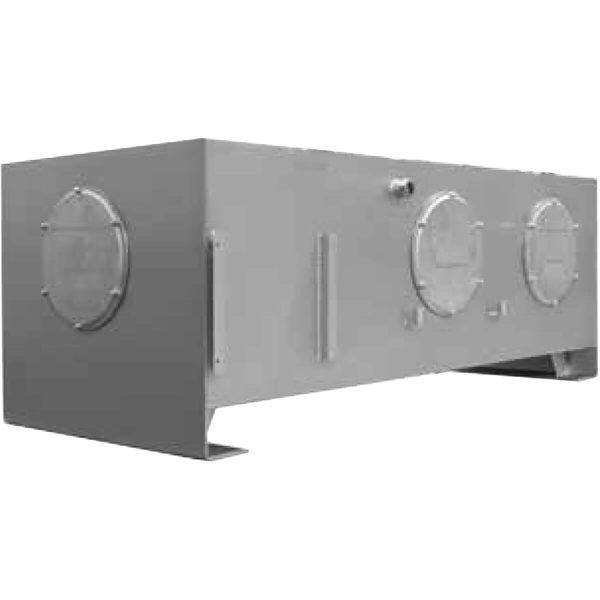 S235JR (St37) anyagból Homokfúvott és alapozott belül és kívül, hidraulika és ásványi olajoknak ellenálló alapozás Gyártás utáni szivárgás keresés festék behatolásos módszerrel 15 x 5 mm-es tömítés (NBR) Leeresztő csavar DIN 908 + réz tömítés 40-től 2000 literig széria gyártásból, 20.000 literig egyedig gyártásban érhetőek el a tartályok